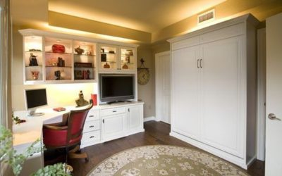 Designing a Dual Use Space in a Downsized Home