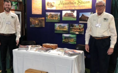 Mountain Stream Attends Home Show in Georgia