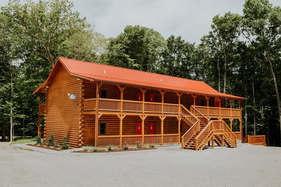 Holmes Bend lodge